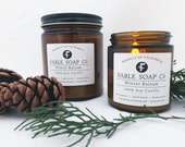 Winter Balsam Soy Candle