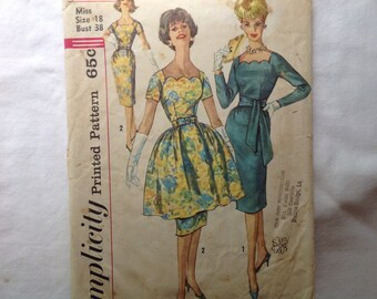 Simplicity  3717 from the 1960s