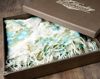"Handmade Gift Boxes 11"" x 11"" x 1.75"""