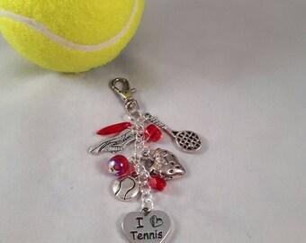 Tennis Bag Charm