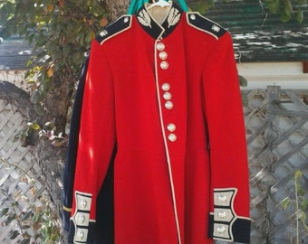Vintage Coldstream Guards Coat