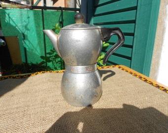 Vintage stovetop coffe maker/Espresso coffe maker/Italian coffe maker/Vintage coffe maker