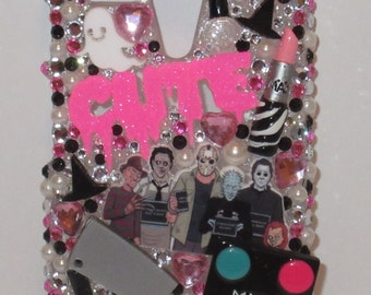 Motorola G Makeup Horror Phone Case