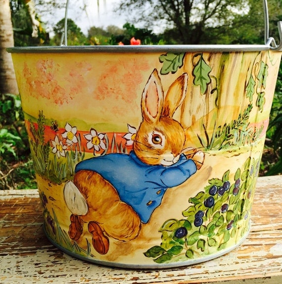 Peter Rabbit Easter Baskets Easter Wikii