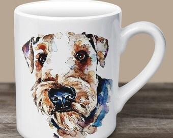 Airedale - Mug
