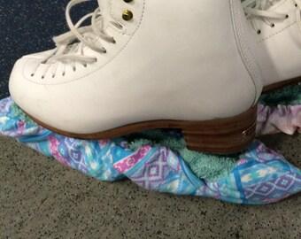 Custom-made Ice Skate Soakers-FREE Shipping!