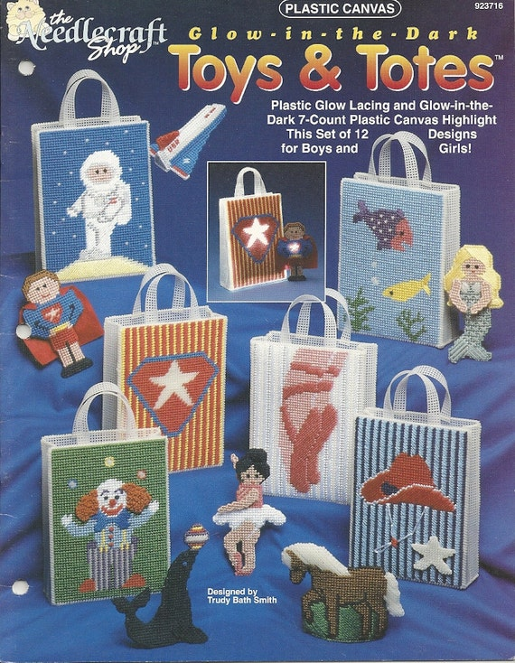 Canvas Toy Totes 33