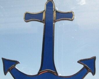 Anchor Sun Catcher