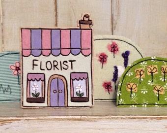 Ceramic Florist