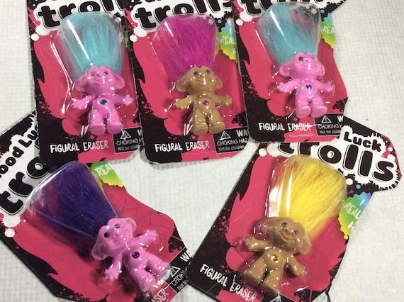 eraser girls erasers troll eraser fashion Planner