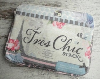 """Planner cover """"Tres Chic"""""""