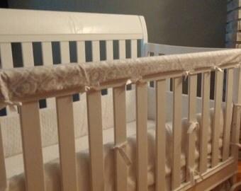 Crib Railing Covers