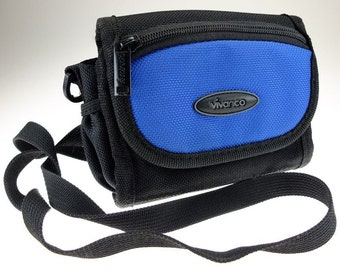 Pouch case Vivanco blue black