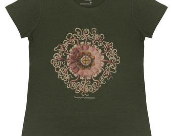 Organic Fair Trade T-shirt Jellyfish