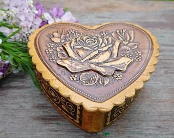 wedding ring box, bridesmaid proposal, jewelry box, bridesmaid gift box, birch bark, stocking stuffer, party favor box, will you be my,