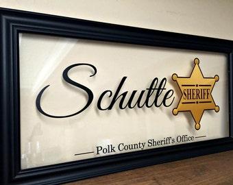 Deputy Gifts, Deputy Wife, Deputy Sheriff Gifts, Sheriff Gifts, Sheriff Girlfriend, Deputy Sheriff Wife, Deputy Sheriff, K9 Police,A223