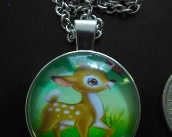Bambi necklace #309