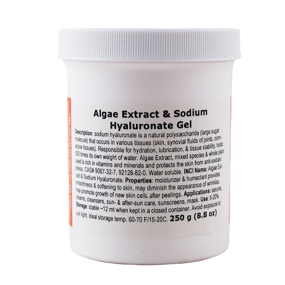 Algae Extract & Hyaluronate Gel