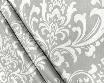 gray shower curtain damask shower curtain 72 x 84 108 long shower curtain extra long shower