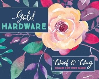 Gold Hardware Upgrade