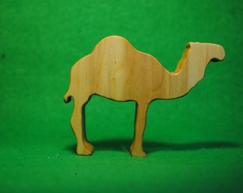 Wood camel - Wooden Toy - Wooden camel - camel Toy - Wood Toy - Organic Toys - Toy Animals - Waldorf Toy - Wooden Animals