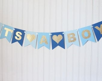 Its a boy banner | Etsy