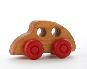 Wooden Toy Car - VW