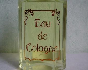 Vintage Eau de Cologne, 250 ml / 8.5 oz / Eau de Parfum