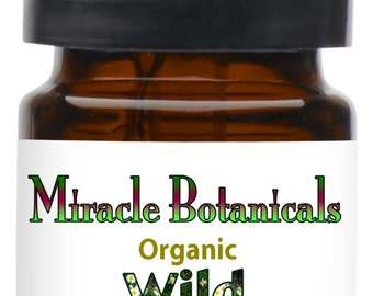 Miracle Botanicals Organic Wild Chamomile Essential Oil - 100% Pure Ormenis Mixta - Therapeutic Grade...Free US Shipping
