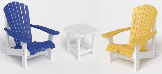 Items Similar To University Of Michigan Adirondack Chair