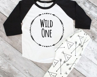 1st Birthday Shirt, Wild One Shirt, First Birthday Shirt, 1st Birthday Boy Shirt, Wild one Birthday Shirt,Baby Boys Clothing,First Birthday