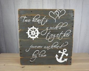Anchored by Love, Nautical Wedding, Wedding by the Sea, Sailors