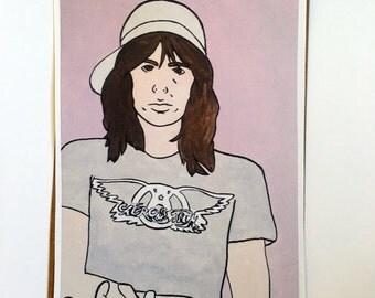 Steven Tyler - Print