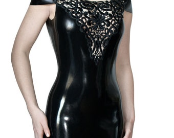 LIMITED EDITION! - Laqueus Dress - Latex