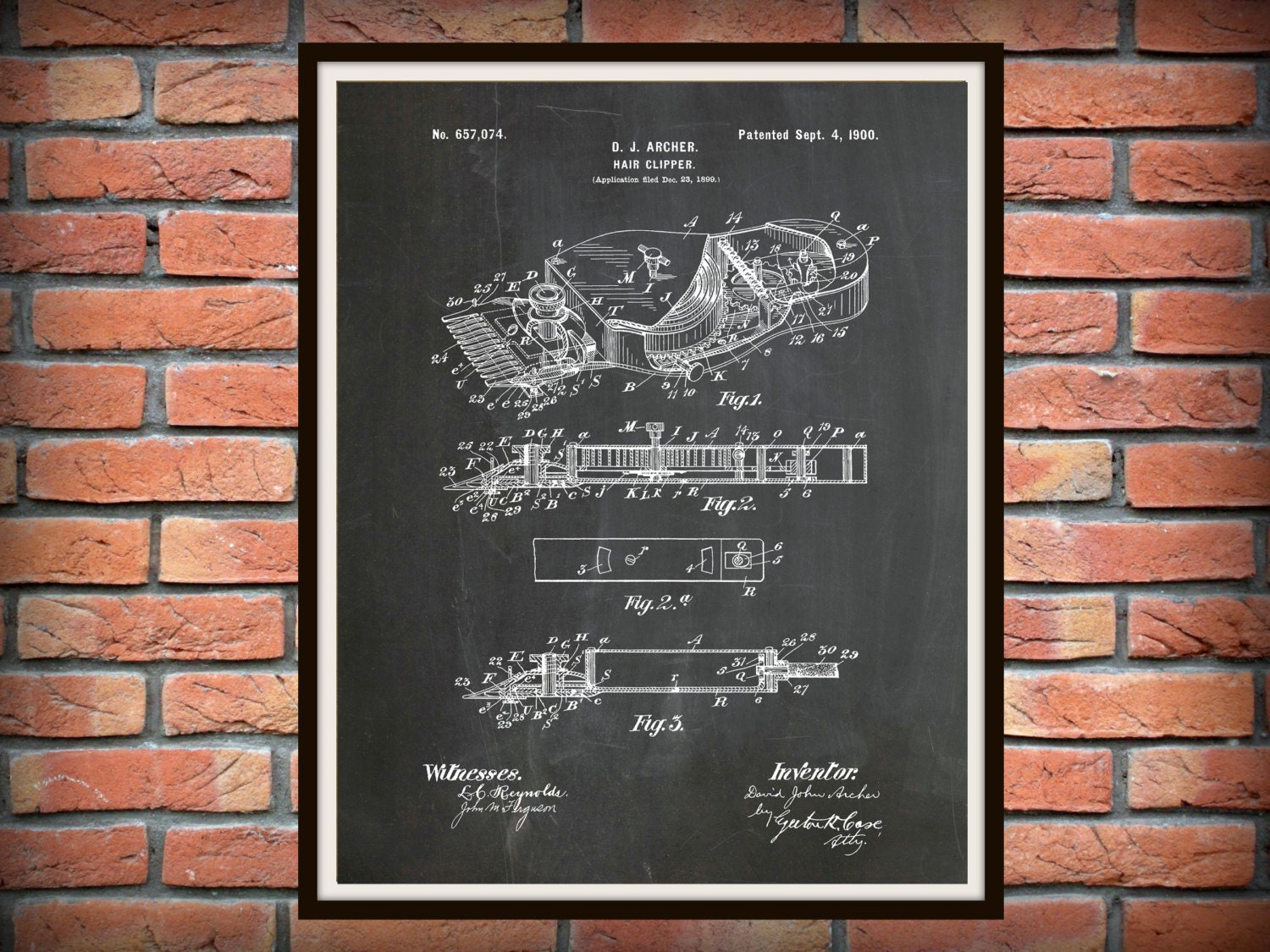 Patent 1900 hair clippers art print poster barber shop art patent 1900 hair clippers art print poster barber shop art hair salon wall art hairdresser art beauty parlor art malvernweather Image collections
