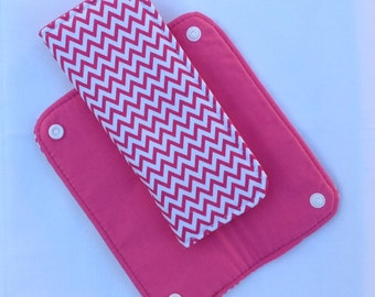 SALE || Single pair - Strap cover, Pram/stroller strap cover, Car seat strap cover.
