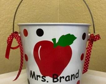 Teacher Bucket