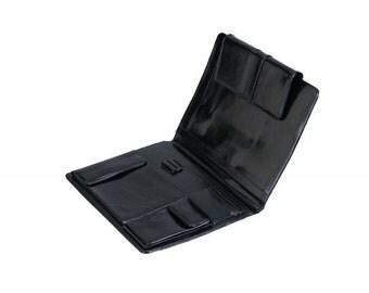 Ipad case Leather travel organizer Ipad leather bag Ipad Sleeve iPad Portfolio leather