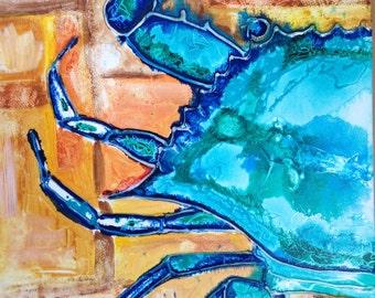 Blue crab #9