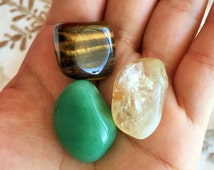 Money Crystals and Stones for Abundance, Success, and Wealth--Crystals Stones for Money,