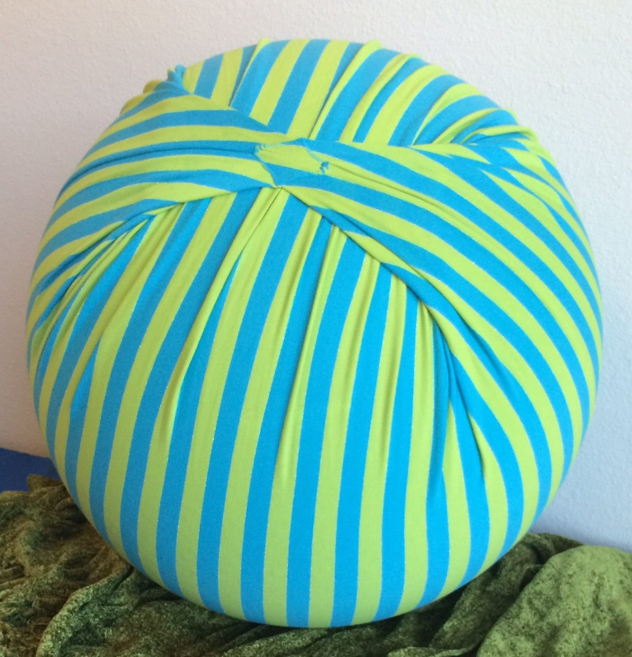 Birth Ball Cover Or Peanut Ball Cover With Handle Yoga Ball