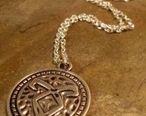 Rune Angel Symbol Necklace  ~ Shadowhunter