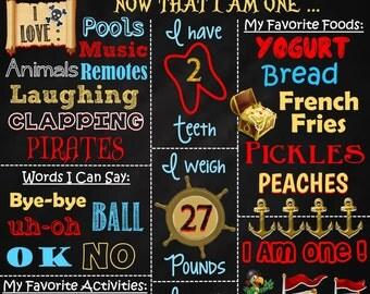 Birthday - Pirate Theme