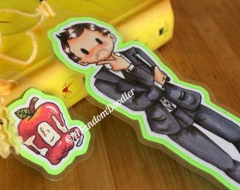 Jim Moriarty (Sherlock) Bookmark