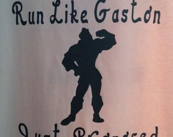 Run Like Gaston Proposed