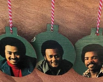 Gladys Knight & The Pips - Christmas Tree Ornament Set