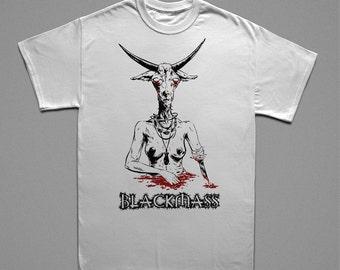 Sacrificial Goat Satanic T-Shirt