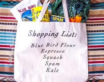 The Urban Indian Shopping Tote