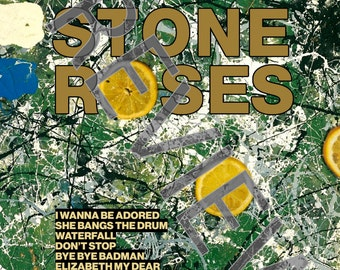 Tshirt - The Stone Roses: The Stone Roses (1989)