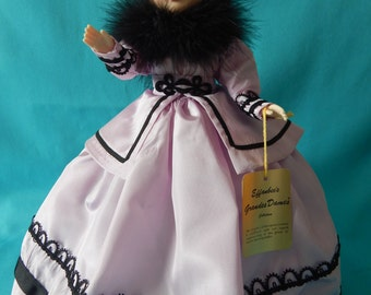 "Vintage Effanbee Doll Model 1549 Sophia 15"""